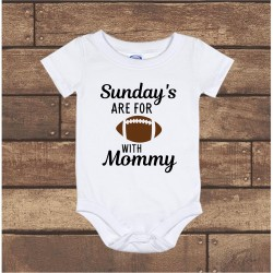 sunday football mommy