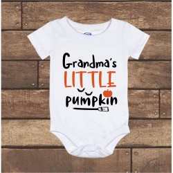Grandma little pumpkin