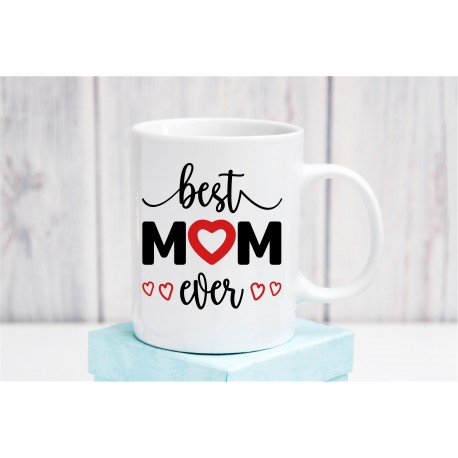 Best Mom Ever Heart